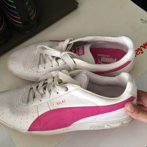 Euc size 9 Puma tennis shoes